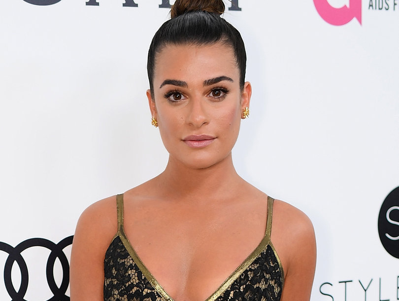 Lea Michele Stuns Pictures to Pin on Pinterest - TattoosKid