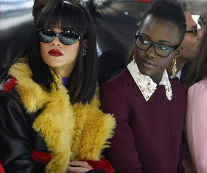 Twitter Really Wants A Rhinna and Lupita Nyong'o Movie to Happen