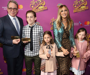 It's a Family Affair for SJP at 'Charlie And The Chocolate Factory' Opening