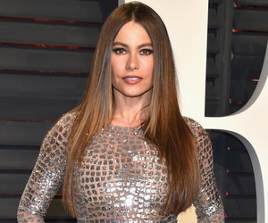 Sofia Vergara Rides a Bull In White Hot Swimsuit