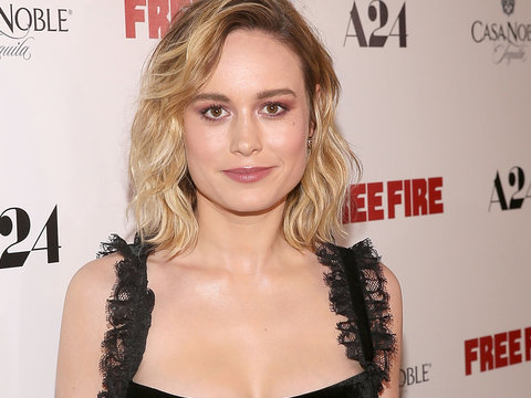 How Emma Stone and Jennifer Lawrence 'Saved' Brie Larson's Life