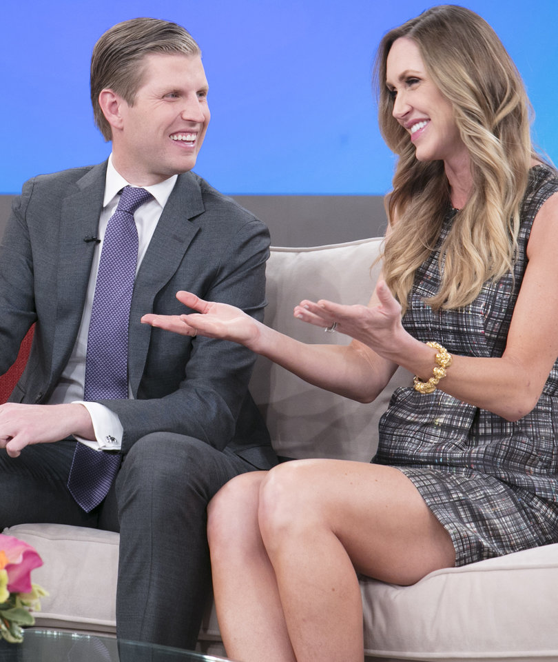 Why Eric Trump Thinks Chelsea Handler Tweets Is Part of 'Sad' Downside of…