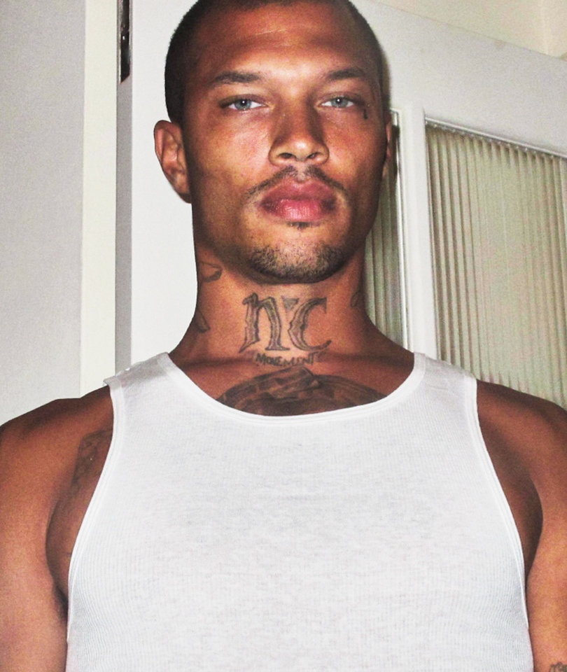 Jeremy Meeks for Man About Town
