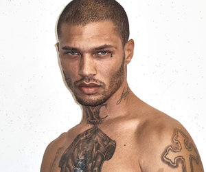 See Hot Mugshot Guy Jeremy Meeks' First, Half-Naked Cover Shoot