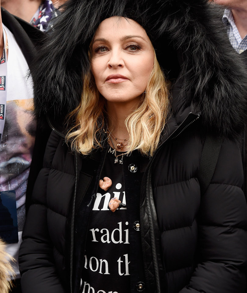 Madonna Doesn't Sound Happy About Biopic: 'Only I Can Tell My Story'
