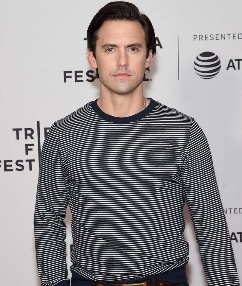 Milo Ventimiglia Is Giving Us Major 'Gilmore Girls' Vibes Sans Beard