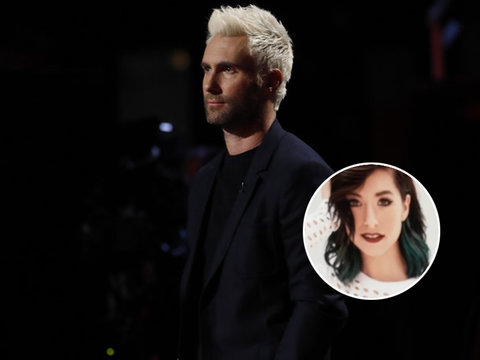 Watch Adam Levine's Moving Tribute to Christina Grimmie on 'The Voice' (Video)