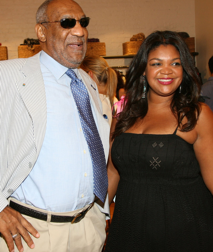 Bill Cosby's Daughter Swears 'He Loves and Respects Women'