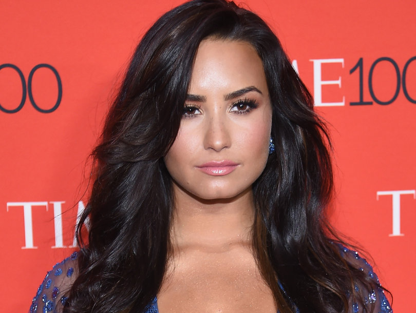 Demi Lovato Got Herself a Giant Lion Tattoo on Her Hand