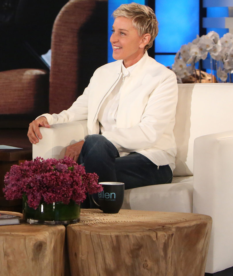 Ellen Celebrates 20th Anniversary of Her Coming Out with Oprah