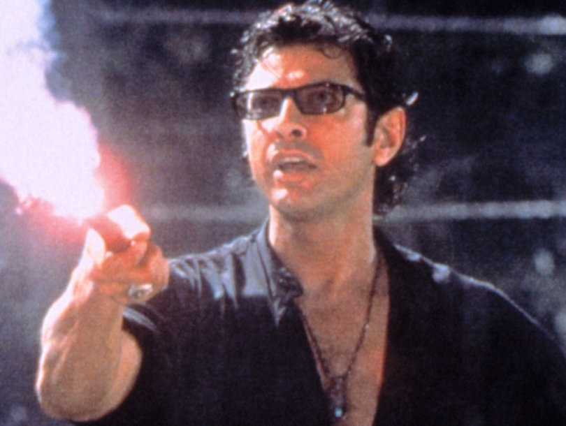 Jeff Goldblum's Return to 'Jurassic World' Sequel Has Twitter Freaking Out