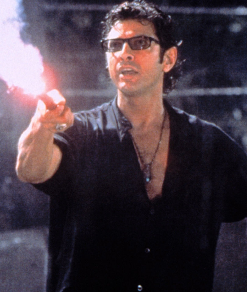 Jeff Goldblum's Return to 'Jurassic Park' Sequel Has Twitter Freaking Out