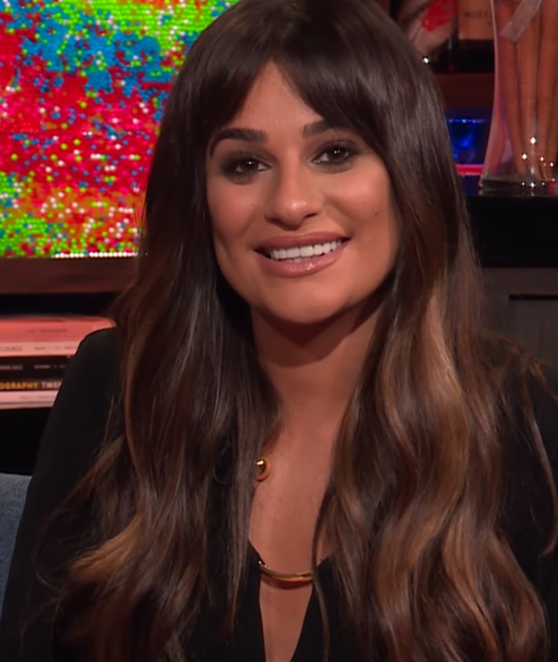 Lea Michele Picks Worst 'Glee' Performance Ever (Video)