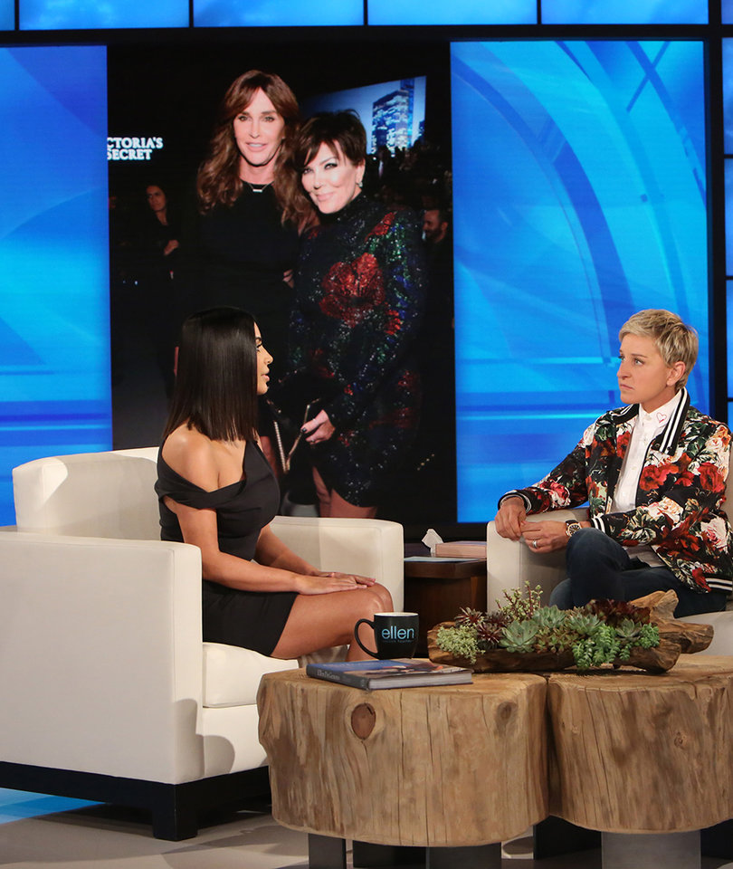 Kim Kardashian Blasts Caitlyn's Book as 'Unfair,' 'Not Tasteful' and 'Hurtful'