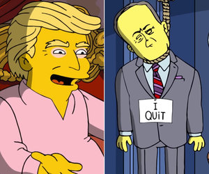 Simpson's Sean Spicer Poll