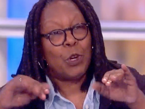 Whoopi Goldberg Shreds Donald Trump's Tax Proposal: 'Stop Messing With People!'