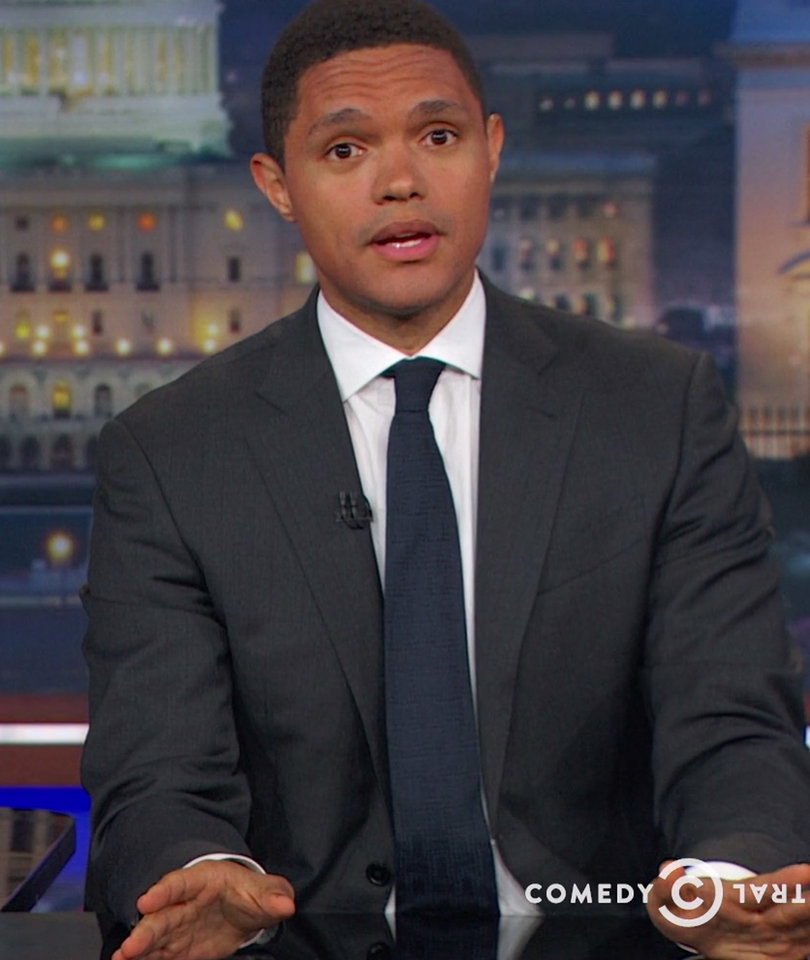 Trevor Noah Has Some Thoughts for Those Celebrating White Supremacy on…