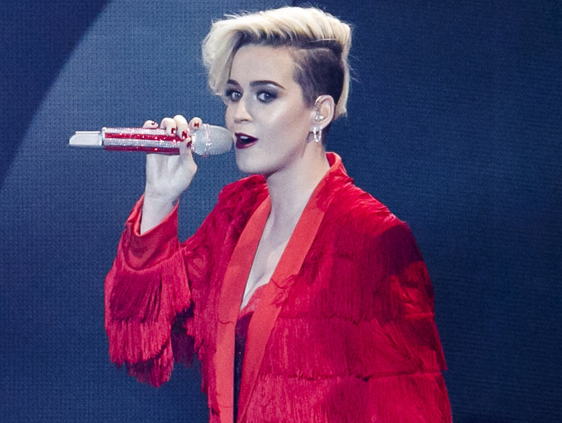 Katy Perry's Sultry New Single Might Also Make You Hungry (Audio)