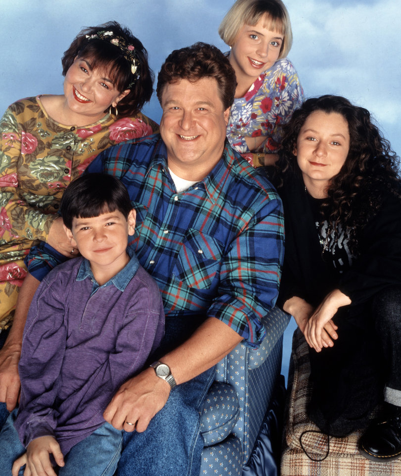 'Roseanne' Reunion at Show's First Table Read for Revival Series