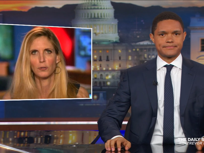 'F--k That and F--k You': Trevor Noah Blasts Obama Haters