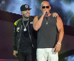 Vin Diesel Makes His Rap Debut with Surprise Performance at the Latin Billboard Awards…