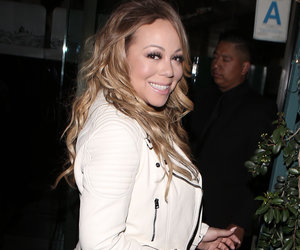 Mariah Carey's Chic Night Out In Beverly Hills