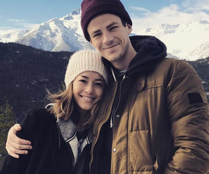 'The Flash' Grant Gustin Engaged to Longtime Girlfriend LA Thoma