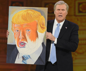 Will Ferrell Uses George Bush Impersonation to Roast Trump at Samantha Bee's Alternative…