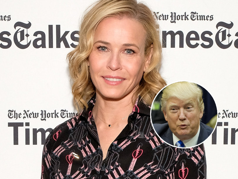 Why Chelsea Handler Compared 'Fat, Ignorant, Imbecile' Donald Trump to Honey Boo Boo
