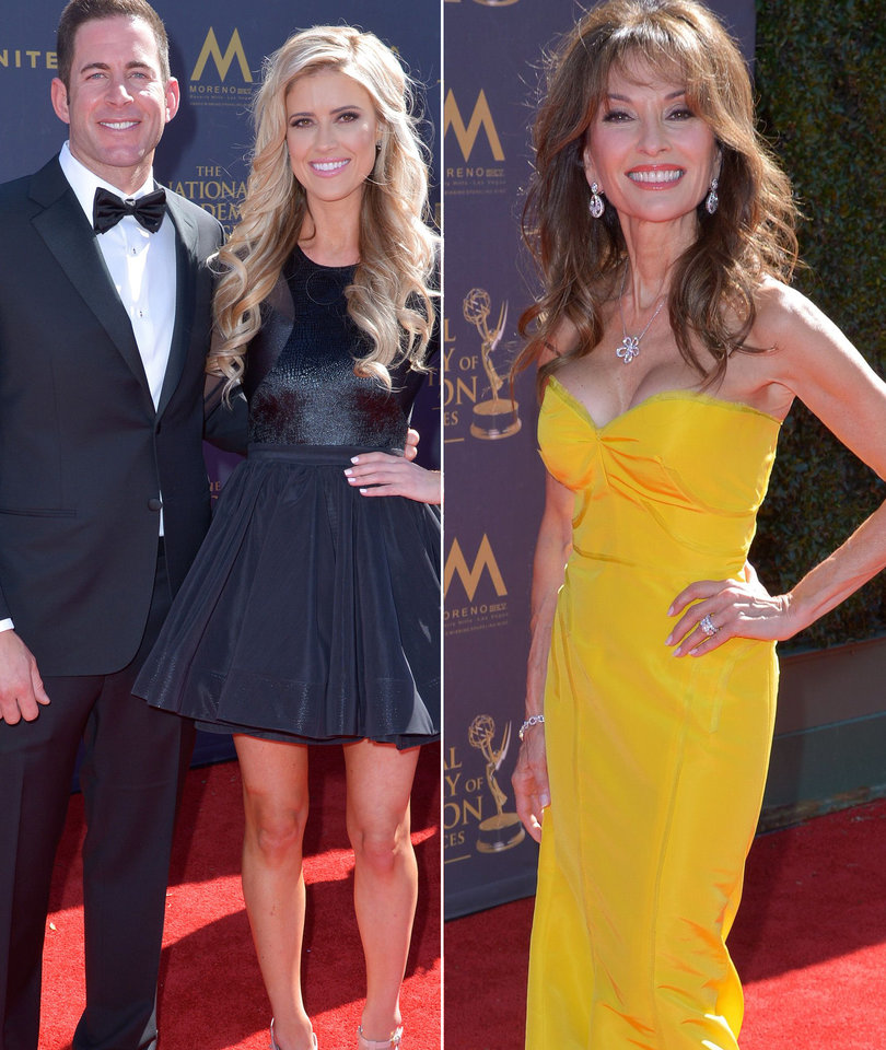Daytime Emmy Awards 2017: Red Carpet Fashion
