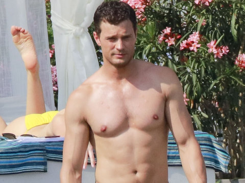 45 Sexy AF Jamie Dornan Shots Beyond 'Fifty Shades'