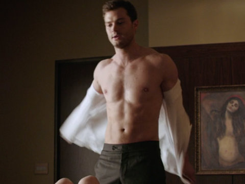 Dornan's Buff Bod Is Internet's Gift Today From 'Fifty Shades' Director