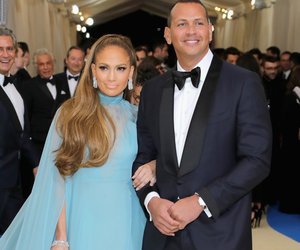 Jennifer Lopez and A-Rod Make Stylish Red Carpet Debut at the Met Gala