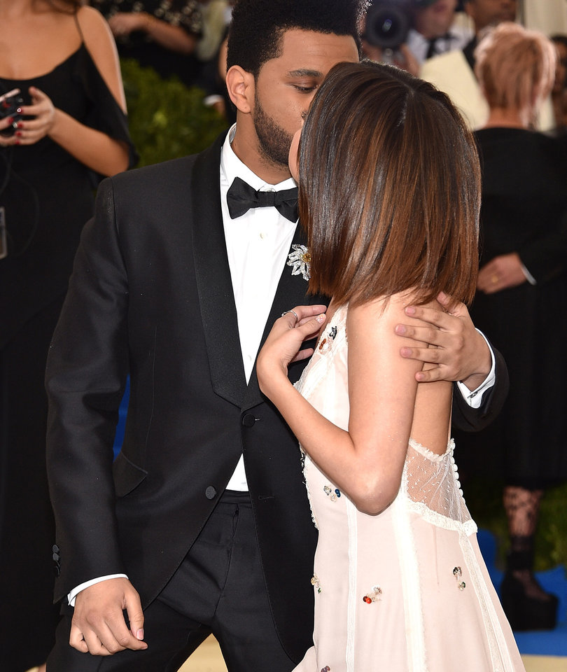 Selena Gomez and The Weeknd Pack on PDA at Met Gala