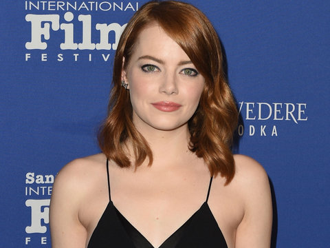See Emma Stone's Prom Gift to Teen