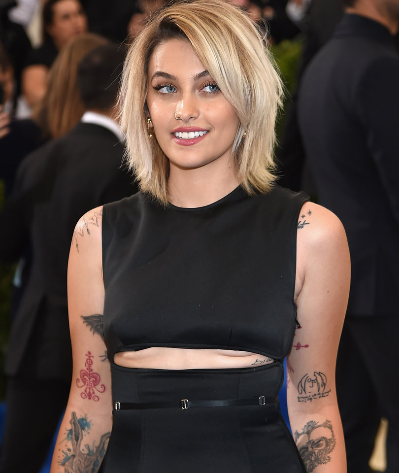 Paris Jackson Locks Down First Movie Role in Charlize Theron Thriller