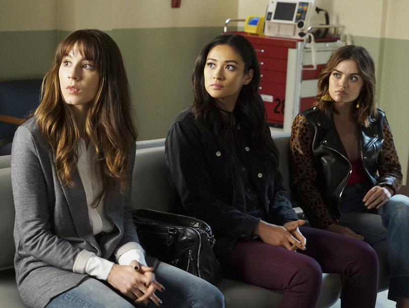 Pretty Little Liars 7b spoilers: Showrunner admits Spoby are