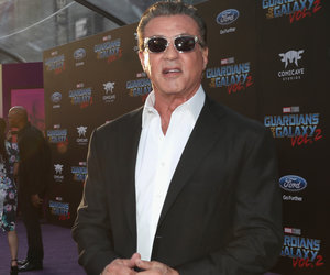 First Look at Sylvester Stallone on 'This Is Us' Set With Milo Ventimiglia,…