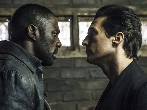 'The Dark Tower' Official Trailer