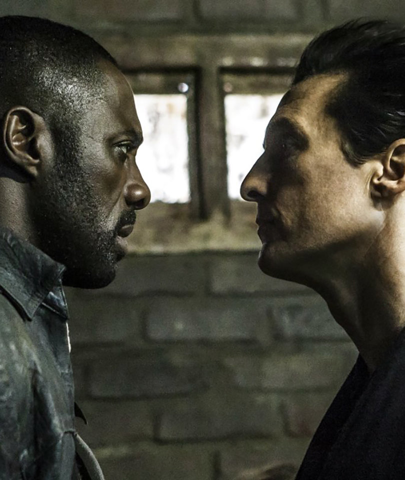 Matthew McConaughey and Idris Elba Face Off In 'The Dark Tower' Trailer (Video)