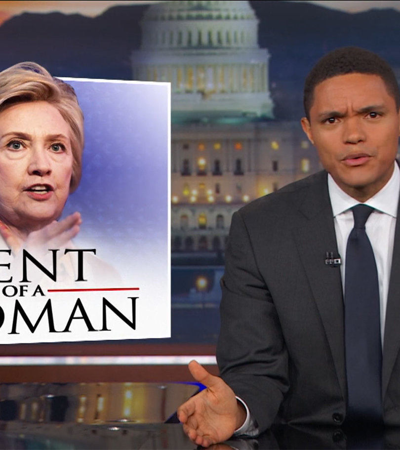 Trevor Noah Says Cable News Ruined Clinton's Ability to Connect With Voters