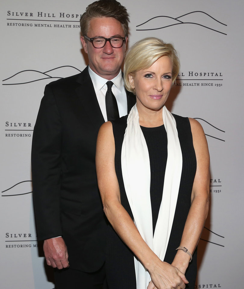 'Morning Joe' Co-Hosts Mika Brzezinski and Joe Scarborough Are Engaged