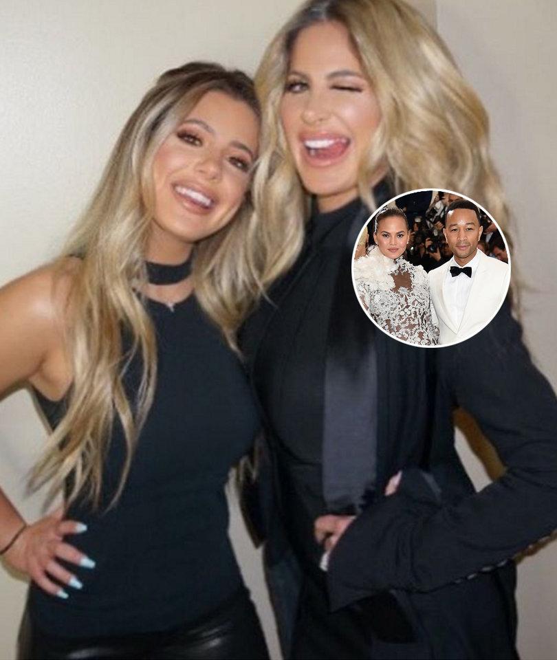 Kim Zolciak Offers Blow Job From Daughter Brielle for John Legend Tix