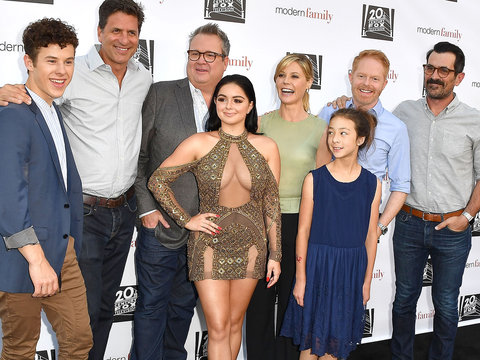 Ariel Winter Blasts Critics of Her Racy Dress: 'Wear Whatever You Want People!'