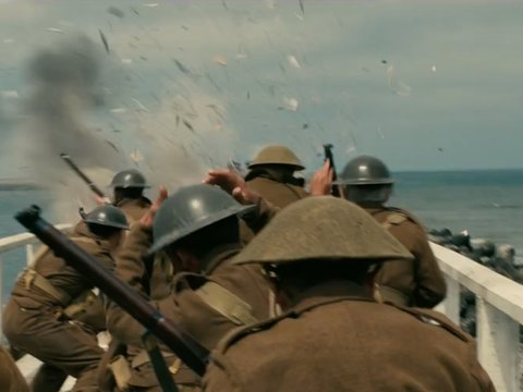 Harry Styles Is in Big Trouble in First Full 'Dunkirk' Trailer (Video)