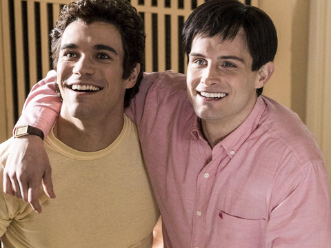 First Look at Lifetime's 'Menendez: Blood Brothers'