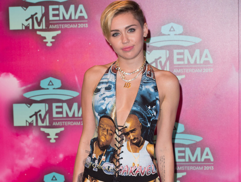 Miley Cyrus Blasted for 'Appropriating' Black Culture, Then Ditching It