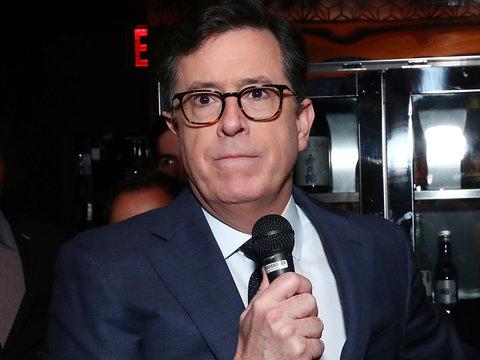 Stephen Colbert Mocks GOP Over 'Massive Beer Bash' for Premature Celebration of…