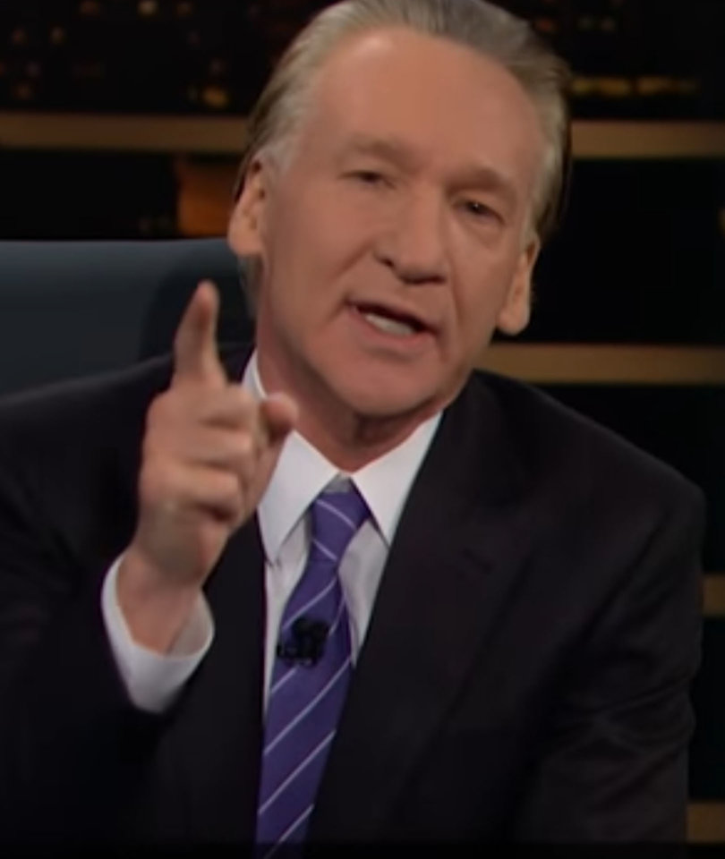 Maher Slams Liberal Purists: 'Go F--k Yourselves With a Locally Grown Organic…