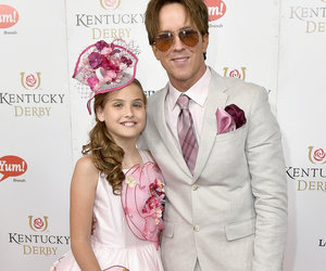 Anna Nicole Smith's Daughter Makes Annual Appearance at Kentucky Derby